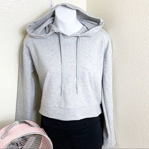 Victoria Secret cropped sweater, wore once